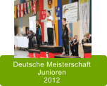 Deutsche Meisterschaft Junioren 2012